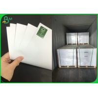 China 70G 80g White Color Bond Writing Paper For Brochures and Leaflets on sale