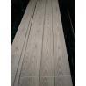 China Crown and Quartered Red Oak Veneer American Red Oak Natural Wood Veneers wholesale