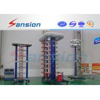 China Computer Control High Current Pulse Generator 400 KV / 30 KJ For Impact Testing on sale