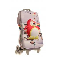 China Recyclable Kids Hard Case Luggage / Kids Rolling Luggage NHL002 on sale