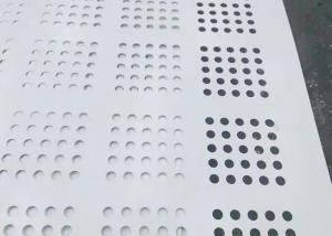 China 5mm Hole Metal Perforated Sheet wholesale
