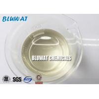 China Transparent Colloid Polyamine Flocculant Cationic Polymer Water Purification Chemicals wholesale