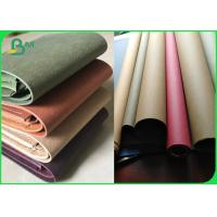 China Germany Quality Kraft Paper Fabric Colorful Tear Resistant Paper 0.55mm wholesale