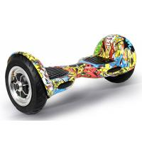 Most Popular 10 Inch Electric Scooter Battery Operated Skateboard For Supermarket / Warehouse