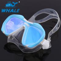 China Flexible Underwater Diving Mask wholesale