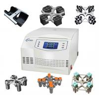 Buy cheap Professional Large Capacity Centrifuge / BT5 4*500ML Benchtop Multi Pipe from wholesalers