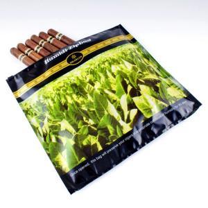 China Convenient Travel Portable Cigar Humidor Bag With Resealble Ziplock wholesale