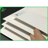 G1S G2S High Thick 1mm 1.5mm White SBS FBB Paper Board sheet for packing box