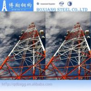 China Telecommunication Tower/Microwave Antenna Tower/Antenna Tower wholesale