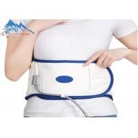 China PU Breathable Pores Adjustable Air Lumbar Tractor Waist Support Belt wholesale
