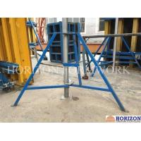 China Removable Slab Formwork ConstructionFolding TripodQ235 Steel Pipe Material on sale