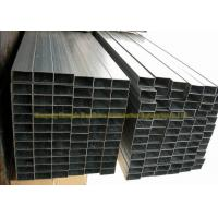 China Corrosion Resistant 2 x 2 Galvanized Steel Square Tubing For Structure Pipe on sale