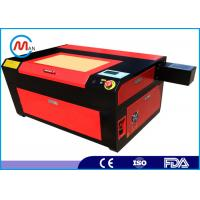 China Portable Acrylic Wood Laser Engraving Equipment CO2 Laser Engraving Machine wholesale