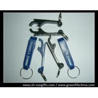 China Promotional plastic beer bottle opener with key ring wholesale