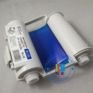 China color thermal ribbon cartridge  120mm*50m  compatible Max bepop printer CPM-100 HG 3C wholesale