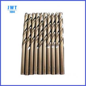 China Hss-M35 cobalt drill bits,HSS-M42 drill bit,suitablr for stainless steel wholesale