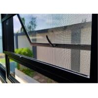 China Micro Mosquito Net Window Fly Screen Ajustable For Aluminium Wooden And Steel Frame on sale