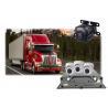 Канал камеры 4 ГПС мобильный ДВР, рекордер автомобиля ДВР школьного автобуса мобильный