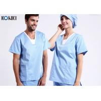 China Anti Chlorine Medical Uniforms / Healthcare Uniforms Hospital Use on sale