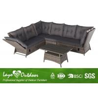 5PCS Adjustable Corner Sofa Set For Patio Seating Sets