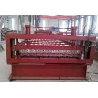China Russian TY C8 C10 corrugated Equipment for building/roll forming machine wholesale