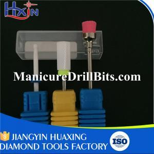 """China HXTC-072 Manicure Drill Bits For Polishing 3/32"""" Shank Lightweight wholesale"""