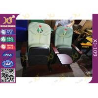 Buy cheap Lagos Nigeria University Auditorium Theater Seating Cushion Fabric With from wholesalers