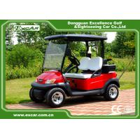 China Pink Black 48V Club Car Golf Cars A1S2 With 20A Off Board Charger wholesale