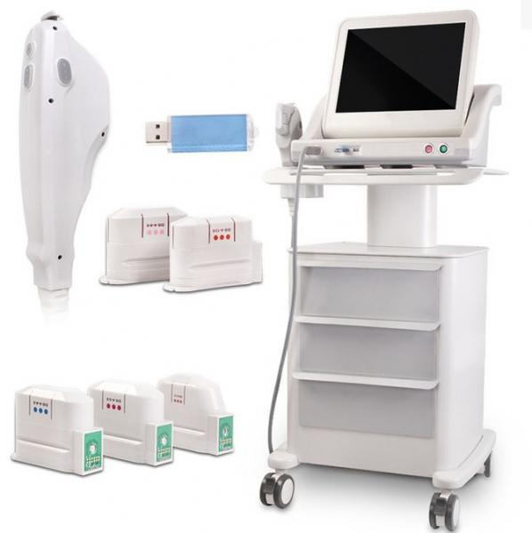 Quality Professional HIFU Beauty Machine Non Surgical Treatment Ultrasound Face Lift Machine for sale