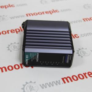 China FOXBORO FBM241 Voltage Monitor Invensys Process System PLC Termination Assy. QTY wholesale
