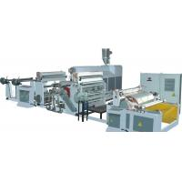 China Roll To Roll Non Woven Fabric Glue Lamination Machine wholesale