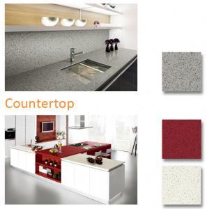 China artificial quartz countertops for kitchen and bathroom. wholesale