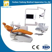 China Top-mounted Instrument Tray Dental Chair Unit WIth 2 Years Warranty on sale
