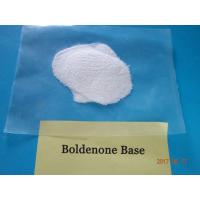 Buy cheap 99% Purity Anabolic Steroid Raw Powder Boldenone Base For Increasing  Lean Muscle Mass from wholesalers