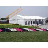 China Waterproof  Giant  Party Tents Aluminum Framework and  PVC Cover big  Marquees wholesale