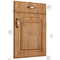 China Flush Room Wooden Moulded Doors With Primed Base Coated Faces 22mm wholesale