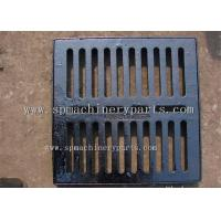 China Top-Rated EN124 ductile cast iron manhole cover and gully grate from factory wholesale