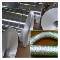 Buy cheap Industrial Aluminum Foil  8011 8079  0.08mm to 0.11 mm  for Pipe & Duct  with width 50mm to 61mm from wholesalers