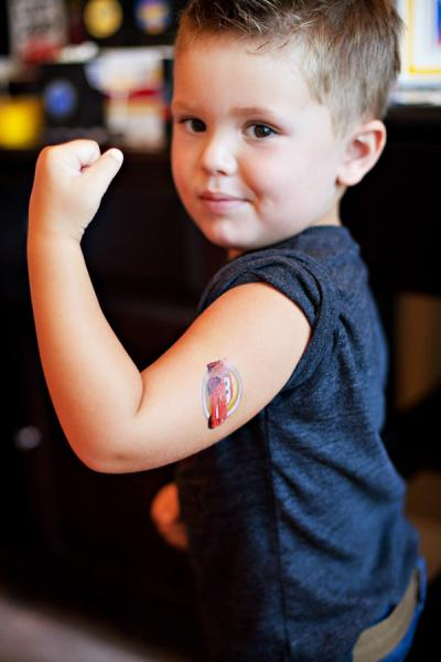 Kids temporary tattoo images for Temporary tattoos kids