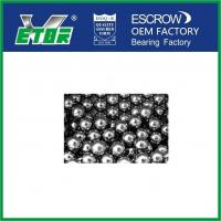 China High Surface Finish Carbon Steel Ball Bearing For Bicycle OEM Service wholesale