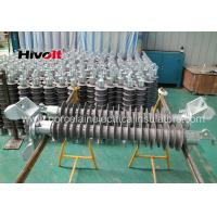 China Energy Efficiency High Tension Insulators For Overhead Transmission Lines wholesale