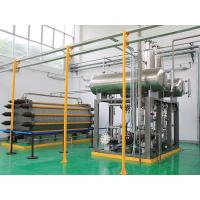 China High Efficiency Hydrogen Generation Plant By Water Electrolysis on sale