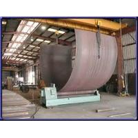 China 30 To 45ft Long Steel Plate Roller With Large Diameter , Sheet Roller on sale