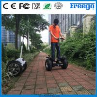 China Adults Off Road 2 Wheel Self Balancing Scooter With Remote Control wholesale