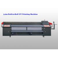 China Large Format Digital Color Roll To Roll Printer For Light Box Advertising wholesale