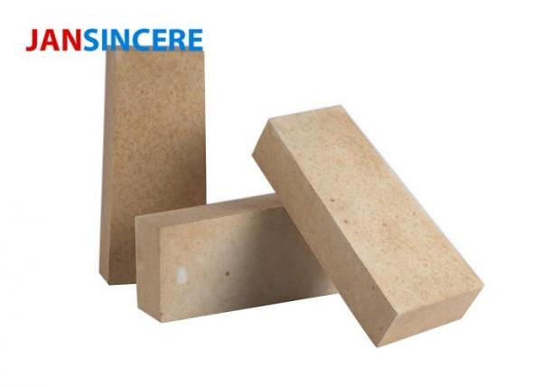 Quality Low Creep High Alumina Fire Bricks For Hot Blast Stove Excellent Slag Resistance for sale
