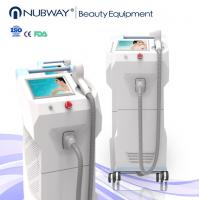 China CE approval painless diode hair laser removal machine with Germany imported handles wholesale