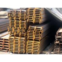China 9# Metal Structural Steel I Beam Price wholesale
