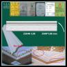 China Chinese manufacturer interior decorative gypsum plaster gesso cornice wholesale