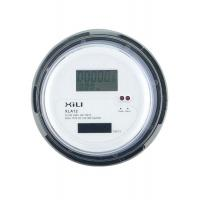 China Portable active electronic socket energy meter , ANSI Small Round electronic electricity meter on sale
